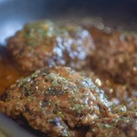 The Best Ever Salisbury Steak Recipe
