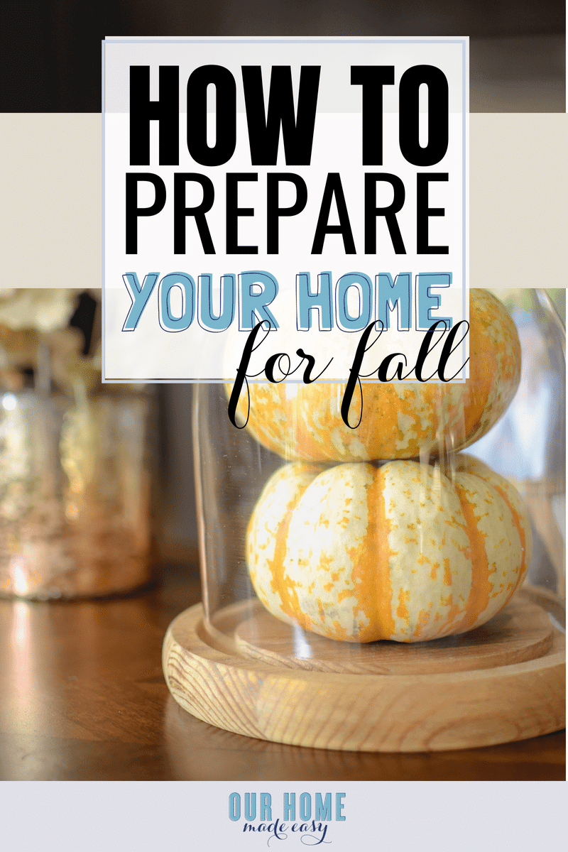 Get your home ready for fall in no time! Download the fall maintenance checklist!