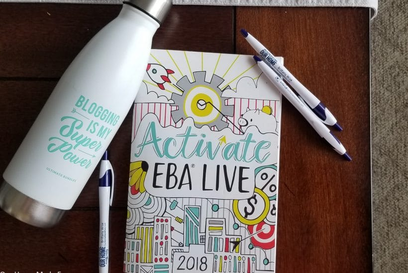 Recap of Activate: EBA Live Conference