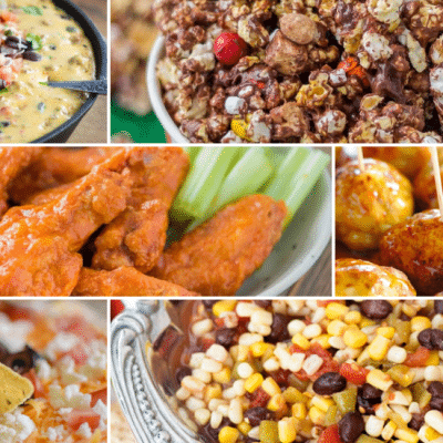 The 20 Easy Game Day Snacks You Need to Try