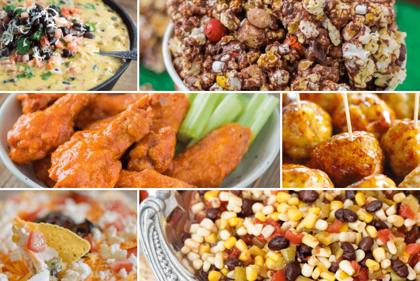 The 19 Easy Game Day Snacks You Need to Try