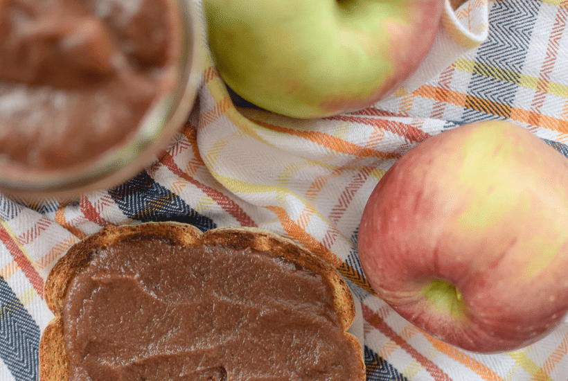 Easy Crock Pot Apple Butter