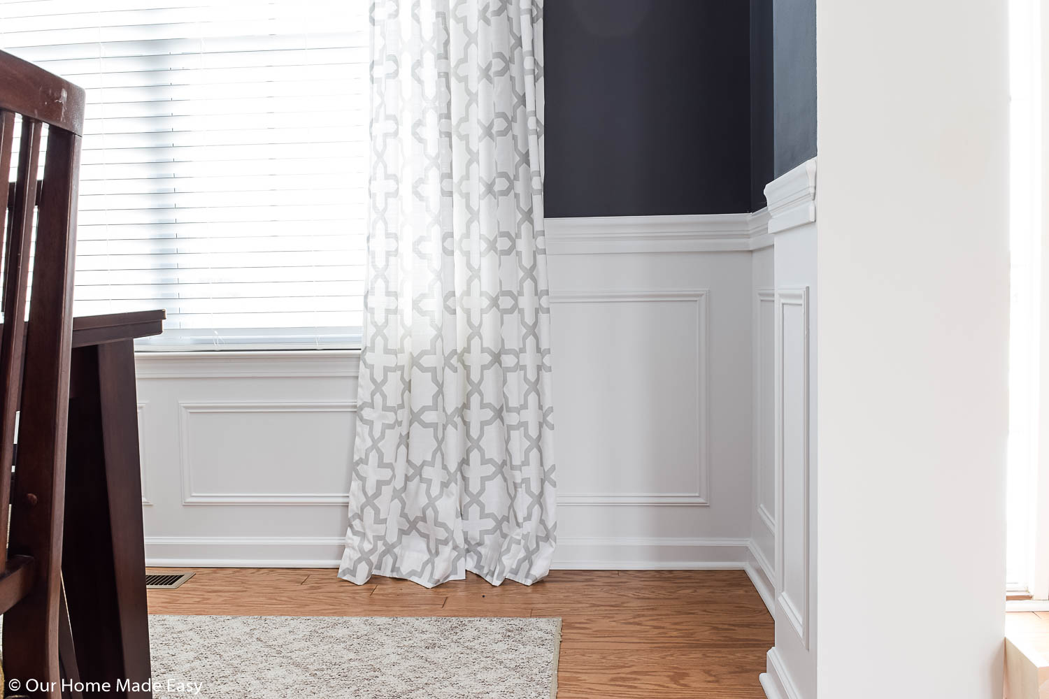Wainscoting Vs Board And Batten, Wainscoting Dining Room