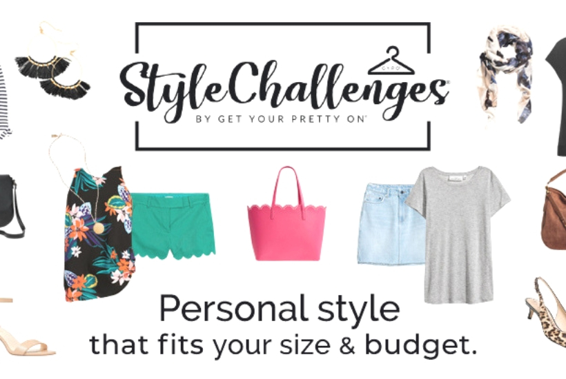 Style Challenges is the perfect working mom resource to keep your personal style on-point