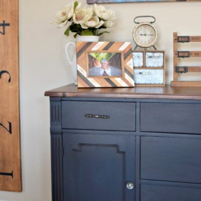 8 No Fail Ways to Update Old Furniture