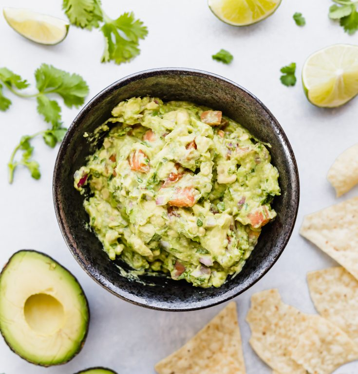 Best Guacamole Recipe | Salt & Baker