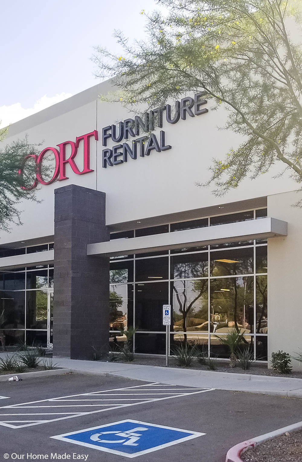 CORT Furniture Rental can help you make your temporary house feel like home