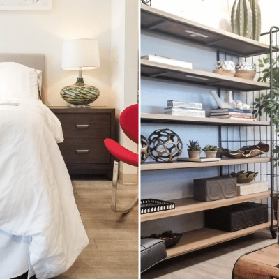7 Quick Ways to Make Temporary Housing Feel Like Home!
