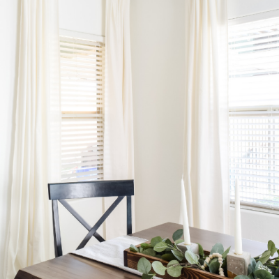 The Super Easy No Fail DIY Curtains