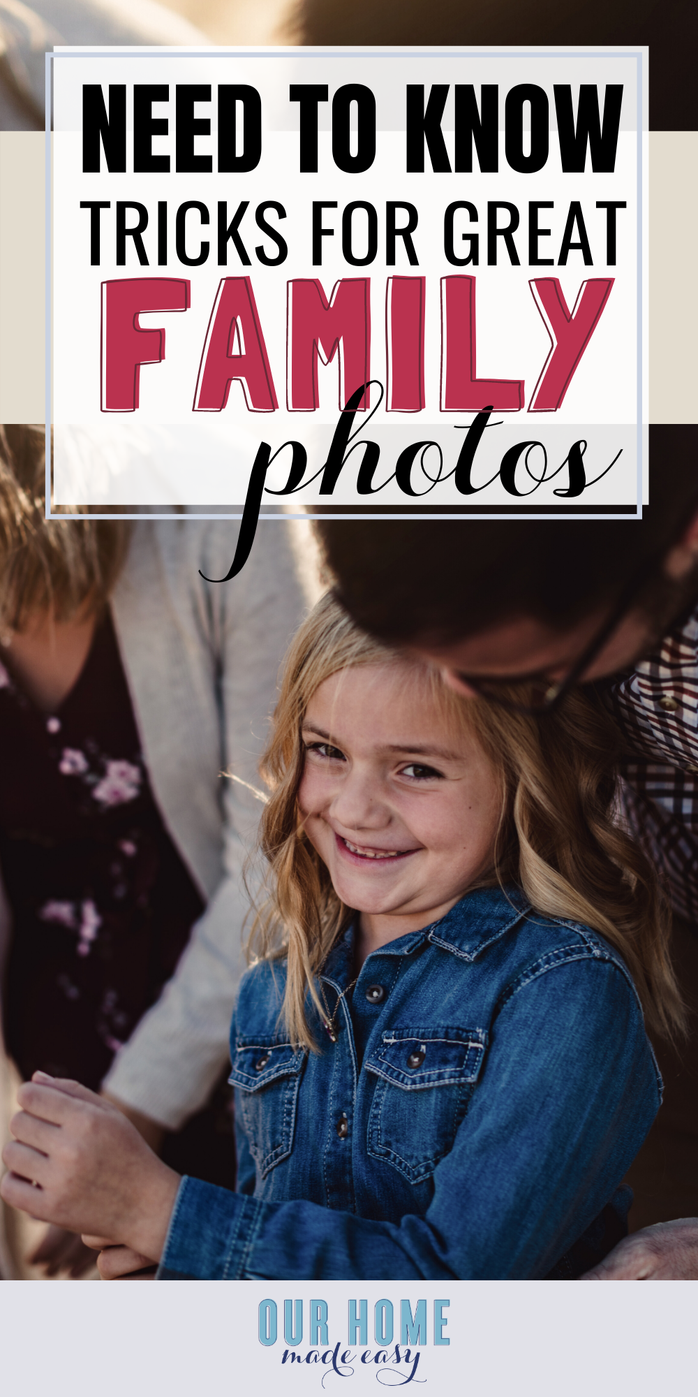 fall family photo session ideas