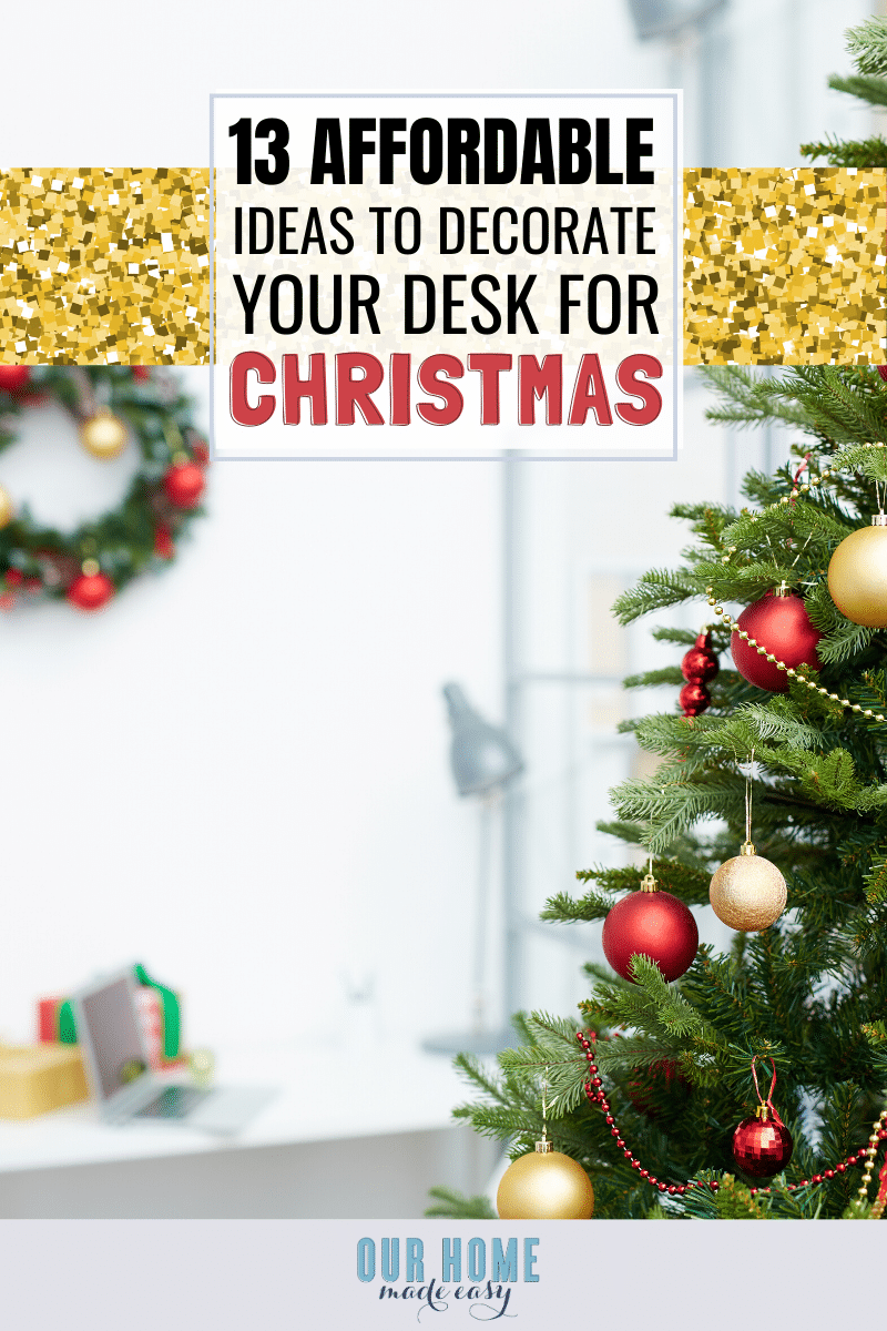 Office Christmas Decor and ideas