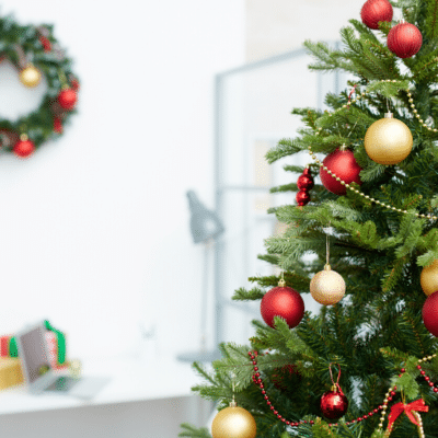 Affordable Office Christmas Decorations & Ideas