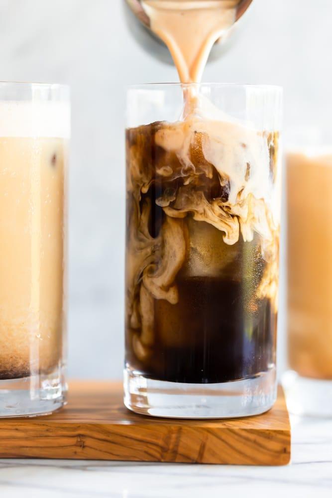 Pumpkin Cream Cold Brew Recipe (Starbucks Copycat!)