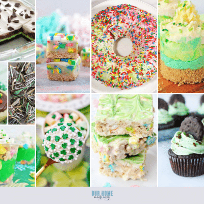 17 Easy St. Patrick's Day Dessert Ideas